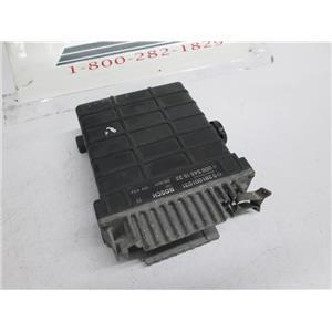 Mercedes W124 engine control module ECU ECM 0281001031 0065451532