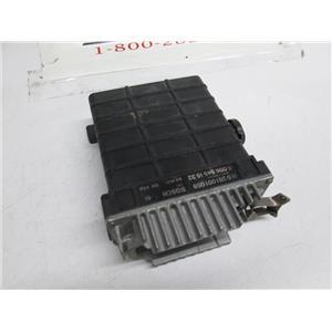 Mercedes W124 300D engine control module ECU ECM 0281001059 0065451532