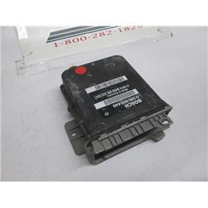 Mercedes W124 W201 engine control module ECU ECM 0280800446 0115452632