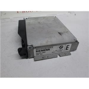 BMW E31 E38 V12 EML control module 1745075