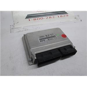 Audi ECU ECM engine control module 0261207216 4B0906018CH