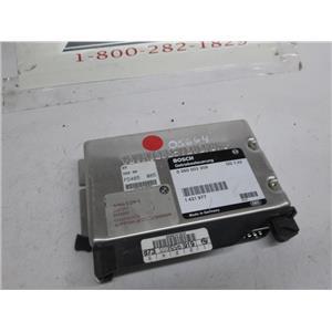 BMW E34 TCM transmission control module 0260002309 1423977