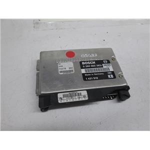 BMW E38 TCM transmission control module 0260002262 1421512
