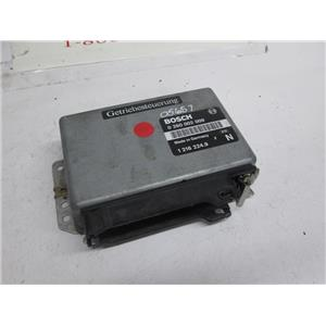 BMW E32 TCM transmission control module 0260002009 12162249
