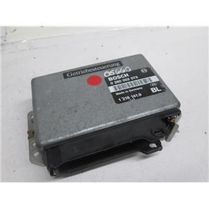 BMW E32 TCM transmission control module 0260002073 12181419