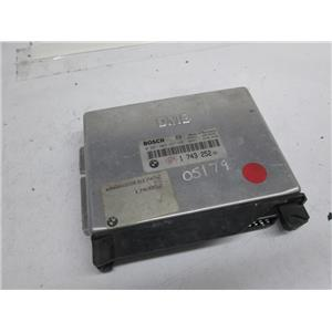 BMW E36 DME ECU engine control module 0261203357 1743252
