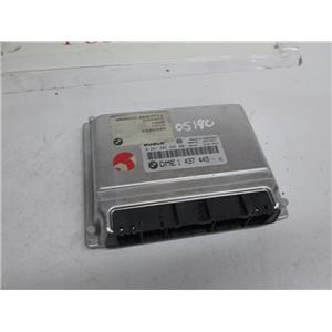 BMW DME ECU engine control module 0261204466 1437445