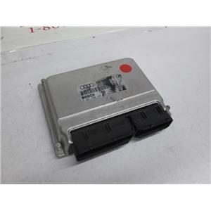 Audi Volkswagen ECU ECM engine control module 0261206204 4D0907558S