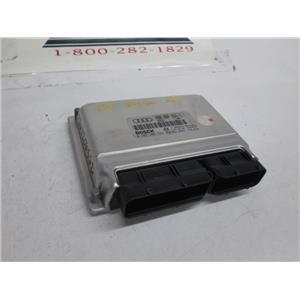 Audi ECU ECM engine control module 0261206562 4B0907551L