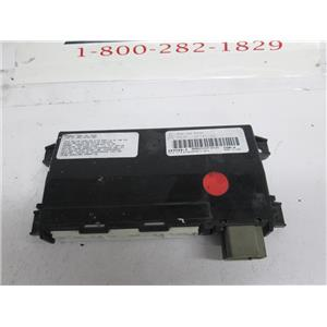 Jaguar S-Type door locking module YW4T13C791AA