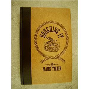Roughing It By Mark Twain Hardcover