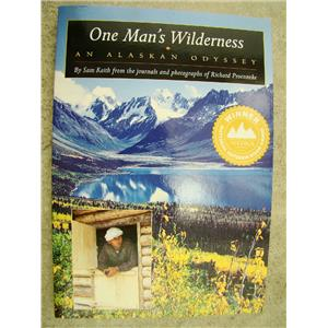 One Man's Wilderness By Sam Keith
