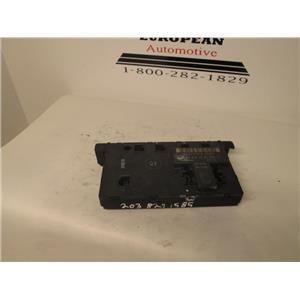 Mercedes door control module 2038201585