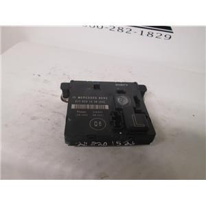Mercedes door control module 2118201526