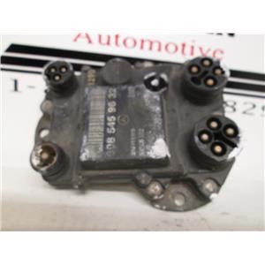 Mercedes EZL ignition control module 0085459632