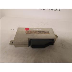 Mercedes anti theft alarm control module 1298200326