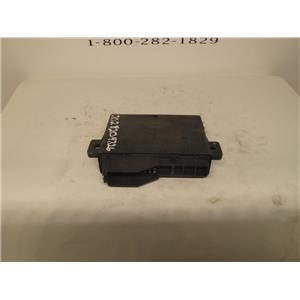 Mercedes anti theft alarm control module 2028204326