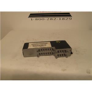 Mercedes anti theft alarm control module 1268202426