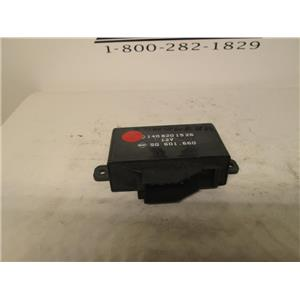Mercedes W140 seat heater control relay 1408201526