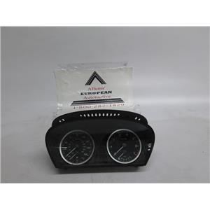 BMW E60 525i 530i speedometer instrument cluster 62116958594