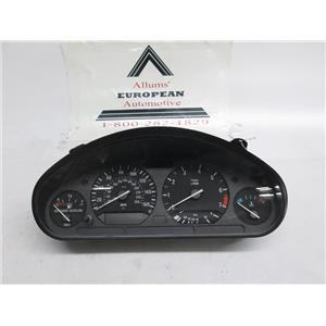 BMW E36 325i 328i 323i speedometer instrument cluster 62118357779 #11