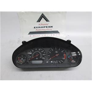 BMW E36 325i 328i 323i speedometer instrument cluster 62118492986 #17