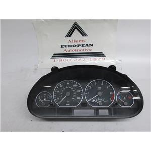 BMW E46 325i 330i speedometer instrument cluster 6911319 #011