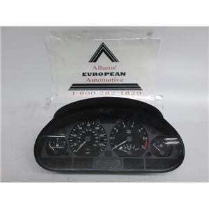 BMW E46 325i 330i speedometer instrument cluster 62116902370 #3