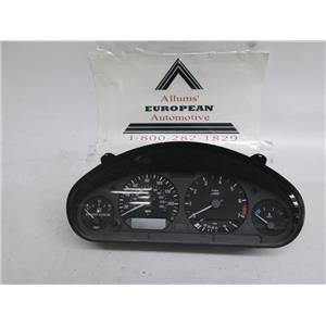 BMW E36 325i 328i 323i speedometer instrument cluster 62118363758 #22