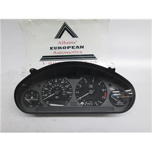 BMW E36 325i 328i 323i speedometer instrument cluster 62118379820 #23