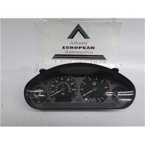 BMW E36 325i 328i 323i speedometer instrument cluster 62118379820 #04