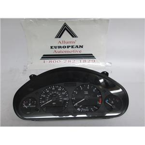 BMW E36 325i 328i 323i speedometer instrument cluster 62118379820 #051