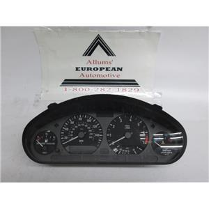 BMW E36 325i 328i 323i speedometer instrument cluster 62118379820 #05