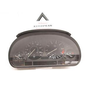 BMW E38 740i 740iL 750iL speedometer instrument cluster 62118375098