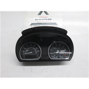 BMW E83 X3 speedometer instrument cluster 62113413132 #2
