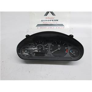 BMW E36 318i speedometer instrument cluster 62118360490 6211836498 #9