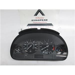 BMW E39 525i 528i 530i speedometer instrument cluster 62116914897 #19