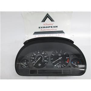 BMW E38 740i 740iL 750iL speedometer instrument cluster 62118375098 #6