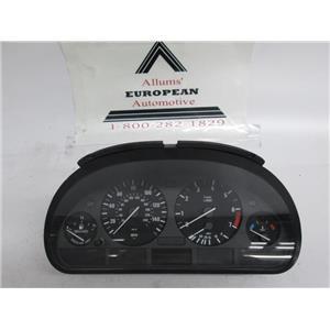 BMW E39 525i 528i 530i speedometer instrument cluster 62118375673 #12