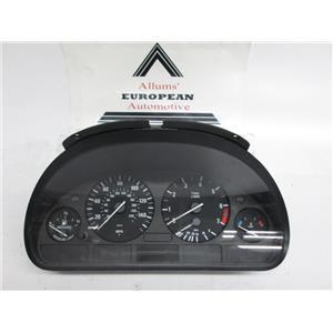 BMW E39 525i 528i 530i speedometer instrument cluster 62116907017 #14