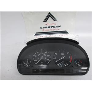 BMW E38 740i 740iL 750iL speedometer instrument cluster 621169069968 #2112