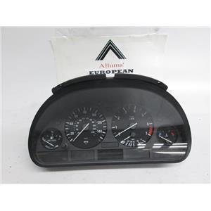 BMW E39 525i 528i 530i speedometer instrument cluster 62118375673 #4
