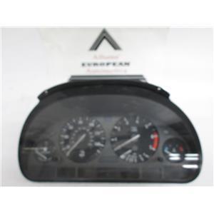 BMW E38 740i 740iL 750iL speedometer instrument cluster 62118369038 #9