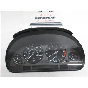 BMW E38 740i 740iL 750iL speedometer instrument cluster 62118369038 #185