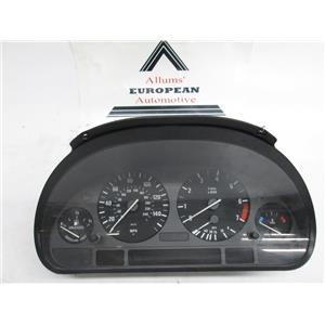 BMW E38 740i 740iL 750iL speedometer instrument cluster 62118369037 #17