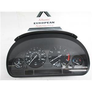 BMW E38 740i 740iL 750iL speedometer instrument cluster 62118369048 #15