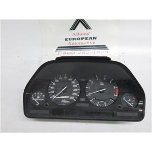 BMW E34 E32 speedometer instrument cluster 62118364749 #36