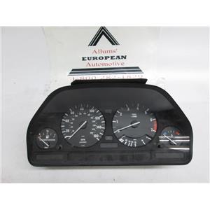 BMW E34 E32 speedometer instrument cluster 62111388626 #14