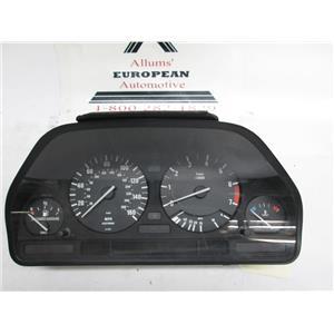 BMW E34 E32 speedometer instrument cluster 62118364749 #12