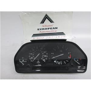 BMW E34 E32 speedometer instrument cluster 62118356034 #11